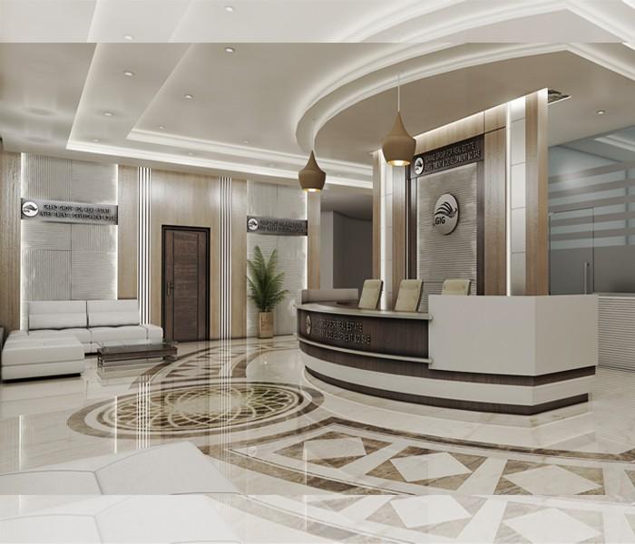 Admin Building - Damietta