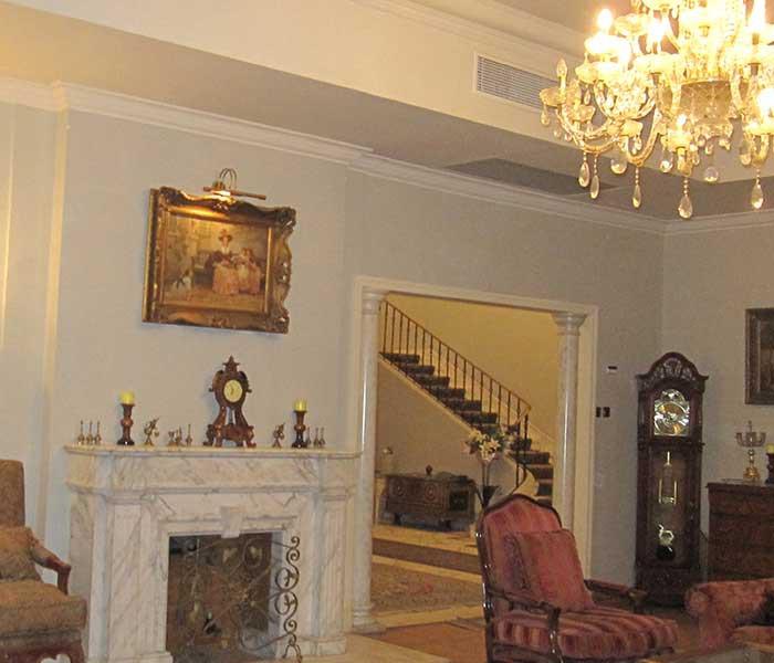 Bahrain Ambassador's Residence Zamalek