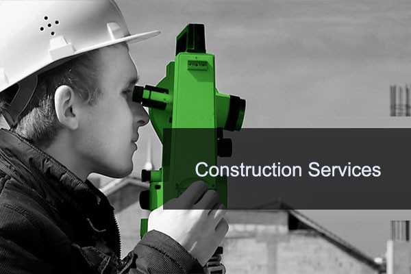 CONSTRUCTION SERVICES